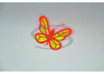 Laser χαρακτική σε plexi glass