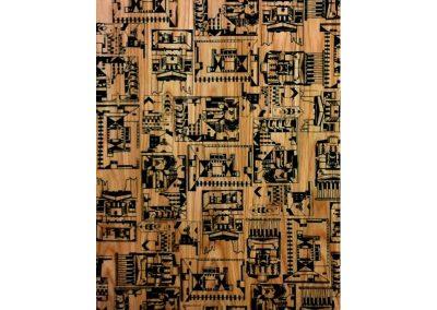 Ψηφιακή εκτύπωση σε ξύλο